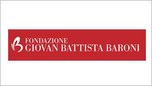 logo fondazione giovanni battista baroni
